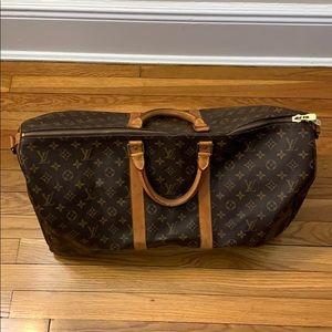Louis Vuitton travel bag ( vintage )